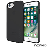 Capa para iPhone 7/6/6s de Policarbonato Flexivel Preta- Incipio- H-1480