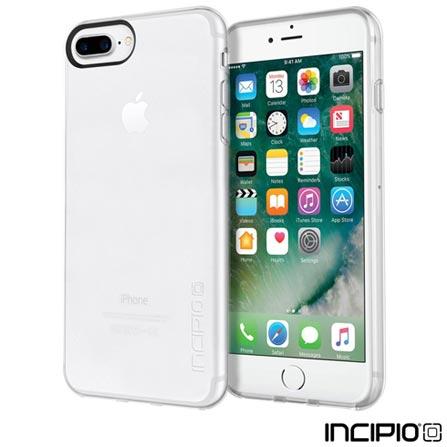 Capa para iPhone 7/6/6s Plus de Policarbonato Flexivel Transparente- Incipio- H-1506, Não se aplica, Capas e Protetores, 06 meses