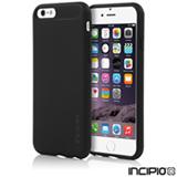 Capa para iPhone 6 e 6s de Policarbonato Preto - Incipio - IPH1181SBLK