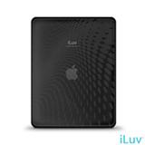 Capa Silicone Preto para iPad 1 iLuv