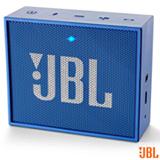 Caixa Bluetooth JBL GO Blue com Potência de 3 W - JBL