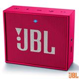 Caixa Bluetooth JBL GO Pink com Potência de 3 W - JBL