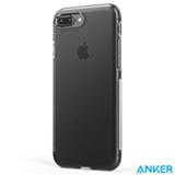 Capa Protetora Touch Case para iPhone 7 Plus e 8 Plus em TPU Preto - Anker - A9003H11