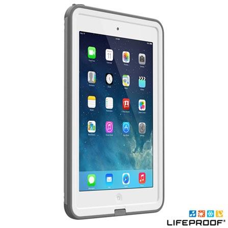 Capa Fré Lifeproof para iPad Mini Cinza e Branca - 140102, Branco