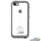 Capa para iPhone 5c Nudd Cinza e Branco - Lifeproof- 2002-02