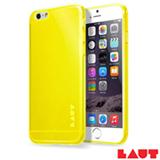 Capa Protetora para iPhone 6 e 6s Laut Lume Amarelo com 02 Películas - LT-IP6/6SLUYEI