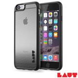 Capa Protetora para iPhone 6 e 6s Laut Solstice Preto com 02 Películas - LT-IP6/6SSOBKI