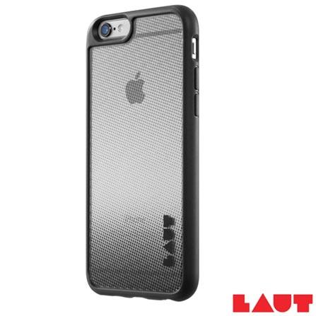 Capa Protetora para iPhone 6 e 6s Laut Solstice Preto com 02 Películas - LT-IP6/6SSOBKI, Preto, Capas e Protetores, 03 meses