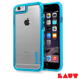 Capa para iPhone 7 em Elastomeros Termoplasticos Azul com 02 Peliculas Plasticas - Laut - LT-IP7FR