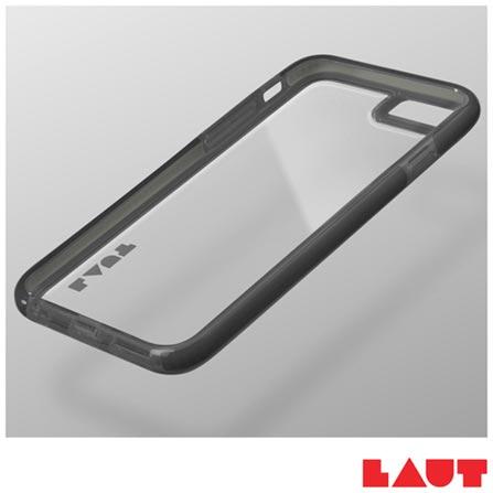 Capa para iPhone 7 em Elastômeros Termoplásticos Preta com 02 Películas Plásticas - Laut - LT-IP7FR, Preto, Capas e Protetores, 03 meses