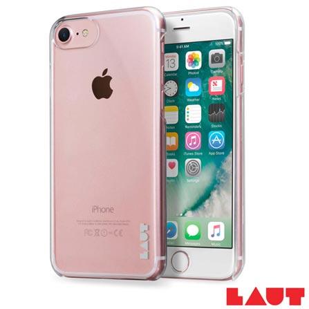 Capa para iPhone 7 em Polipropileno Transparente - Laut - IP7SLU, Não se aplica, Capas e Protetores, 03 meses