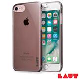 Capa para iPhone 7 em Policarbonato Preta - Laut - IP7SLU