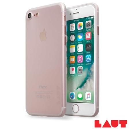 Capa para iPhone 7 em Polipropileno Transparente - Laut - IP7SS, Não se aplica, Capas e Protetores, 03 meses