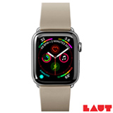 Pulseira para Apple Watch 42/44mm Active em Borracha TPU Cinza Taupe - Laut - LT-AWLACTPI