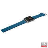 Pulseira para Apple Watch 38/40mm Active em Borracha TPU Azul Petróleo - Laut - LT-AWSACBLI