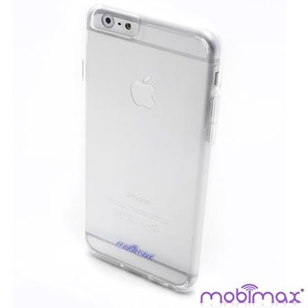 Capa para iPhone 6s Mobimax MixCase Transparente - MMIP6-TRA, Não se aplica, Capas e Protetores, 06 meses