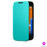 Capa para Moto G Flip Shells Turquesa - Motorola - 11223N