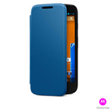 Capa Flip Shells para Moto G Motorola Azul - Moulinex - 11224N