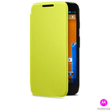 Capa para Moto G Flip Shells Lemon Lime - 11226N