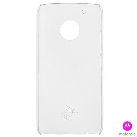 Capa para Moto G5 Plus Transparente - MO-MMCRY0009I+Pelicula - MO-MMTPG0014I+Carregador Portatil 2200MAH - TR-21221I, 0