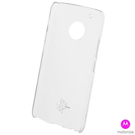 Capa para Moto G5 Plus Transparente + Pelicula + Carregador Portatil 220 mAh + Suporte Veicular Universal, 1