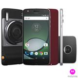 Moto Z Play Hasselblad Preto Motorola , com Tela de 5,5, 4G, 32 GB e Camera de 16 MP - XT1635