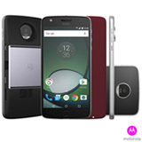 Moto Z Play Projector Edition Preto Motorola com Tela de 5,5', 4G, 32 GB e Câmera de 16 MP - XT1635