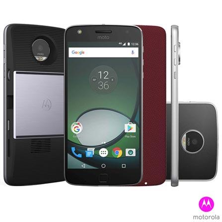 Oferta ➤ Moto Z Play Projector Edition Preto Motorola com Tela de 5,5″, 4G, 32 GB e Câmera de 16 MP – XT1635   . Veja essa promoção