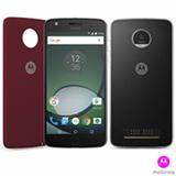 Moto Z Play Preto Motorola com Tela de 5,5', 4G, 32 GB e Câmera de 16 MP - XT1635