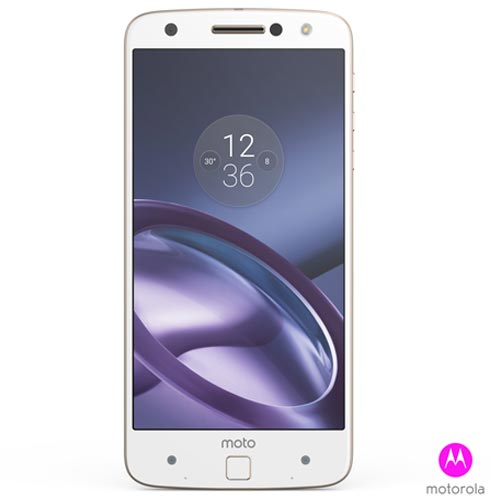 Moto Z Power Edition Branco com Dourado Motorola com tela de 5,5, 4G, 64 GB e Camera de 13 MP - XT1650, Bivolt, Bivolt, Branco, 0000005.50, True, 1, N, True, True, True, True, True, True, I, Moto Z Power Edition, Android, Wi-Fi + 4G, 5.5'', Acima de 4'', Sim, Quad-core Qualcomm Snapdragon 820, 64 GB, 13.0 MP, 2, Não, Sim, Sim, Não, Sim, 12 meses, Nano Chip