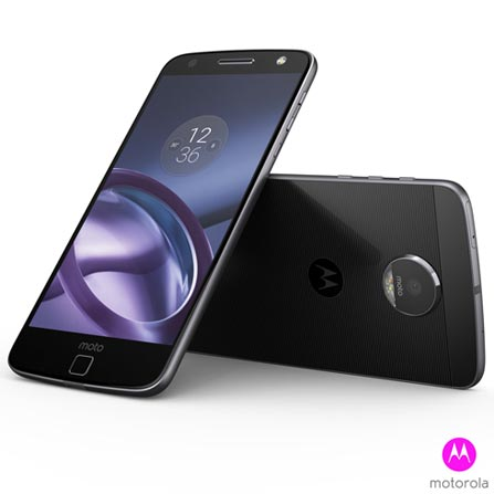 """Moto Z Hasselblad Motorola Preto com Tela de 5,5"""", 4G, 64 GB e Câmera de 13 MP - XT1650-02, Bivolt, Bivolt, Preto, 0000005.50, True, 1, N, True, True, True, True, True, True, I, Moto Z Hasselblad, Android, Wi-Fi + 4G, 5.5'', Acima de 4'', Sim, Quad-core Qualcomm Snapdragon 820, 64 GB, 13.0 MP, 2, Não, Sim, Sim, Não, Sim, 12 meses, Nano Chip"""