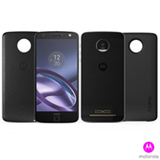 Moto Z Power Edition Preto Motorola com tela de 5,5, 4G, 64 GB e Camera de 13 MP - XT1650