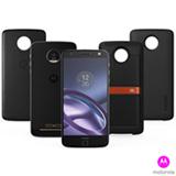 """Moto Z Power & Sound Edition Preto Motorola com Tela de 5,5"""", 4G, 64 GB e Câmera de 13MP - XT1650"""