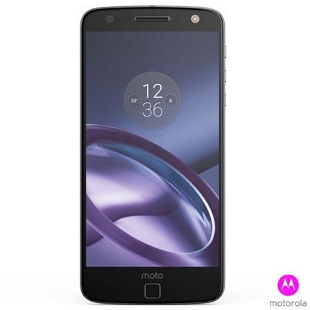 """Moto Z Power & Sound Edition Preto Motorola com Tela de 5,5"""", 4G, 64 GB e Câmera de 13MP - XT1650, Bivolt, Bivolt, Preto, 0000005.50, True, 1, N, True, True, True, True, True, True, I, Moto Z Power & Sound Edition, Android, Wi-Fi + 4G, 5.5'', Acima de 4'', Sim, Quad-core Qualcomm Snapdragon 820, 64 GB, 13.0 MP, 2, Não, Sim, Sim, Não, Sim, 12 meses, Nano Chip"""