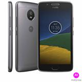 """Moto G5 Platinum Motorola com Tela de 5"""", 4G, 32 GB e Câmera de 13 MP - XT1672"""