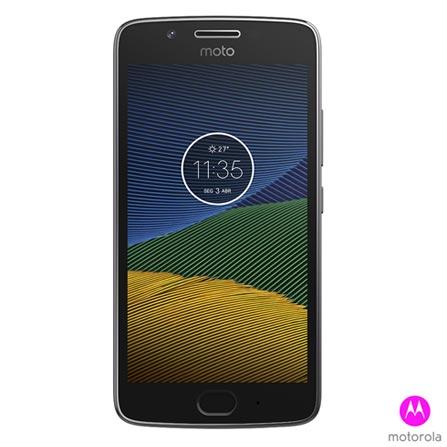 """Moto G5 Platinum Motorola com Tela de 5"""", 4G, 32 GB e Câmera de 13 MP - XT1672, Prata, 0000005.00, True, 1, N, True, True, True, True, True, True, I, Moto G5, Android, Wi-Fi + 4G, 5'', Acima de 4'', Sim, Snapdragon 430, 32 GB, 13.0 MP, 2, Não, Sim, Sim, Sim, Sim, 12 meses, Nano Chip"""