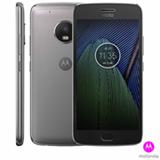 """Moto G5 Plus Platinum Motorola com Tela de 5,2"""", 4G, 32 GB e Câmera de 12 MP - XT1683"""