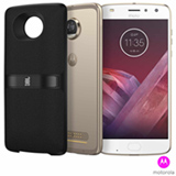 Moto Z2 Play New Sound Edition Dourado Motorola com Tela de 5,5', 4G, 64GB e Câmera de 12 MP - XT1710NS