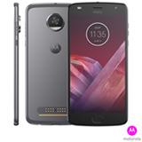 Moto Z2 Play Platinum Motorola com Tela de 5,5', 4G, 64GB e Câmera de 12 MP - XT1710
