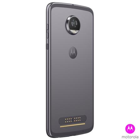 Moto Z2 Play Sound Edition Platinum Motorola com Tela de 5,5