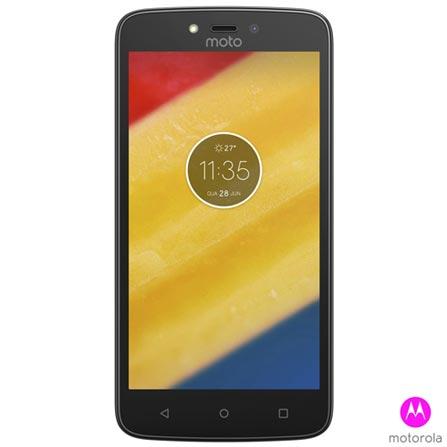 """Moto C Plus Preto Motorola com Tela de 5"""", 4G, 8 GB e Câmera de 8MP - XT1726, Bivolt, Bivolt, Preto, 0000005.00, True, 1, N, True, True, True, True, True, True, I, Moto C Plus, Nano Chip, Android, Wi-Fi + 4G, 5'', Acima de 4'', Mediatek MT6737, 08 GB, 8.0 MP, 2, Sim, Sim, Sim, Sim, Sim, 12 meses"""