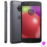"""Moto E4 Preto e Titanium Motorola com Tela de 5,0"""", 4G, 16 GB e Câmera de 8 MP - XT1763"""