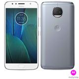 """Moto G5S Plus Azul Topázio Motorola com Tela de 5,5"""", 4G, 32 GB e Câmera Dual de 13 MP + 13 MP - XT1802"""