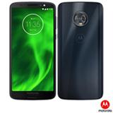 """Moto G6 Índigo Motorola com Tela de 5,7"""", 4G, 32 GB e Câmera 12MP + 5MP - XT1925-3"""
