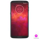 """Moto Z3 Play Índigo Motorola, com Tela de 6"""", 4G, 64 GB e Câmera de 12MP + 5MP - XT1929-5"""