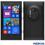 Smartphone Nokia Lumia 1020 Preto com Windows Phone, Tela de 4,5, 4G e Wi-Fi