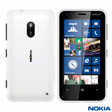 "Smartphone Nokia Lumia 620 Branco com 3,8"", 3G, Windows Phone 8, Dual-Core 1 GHz, 08 GB e Câmera 5.0 MP"