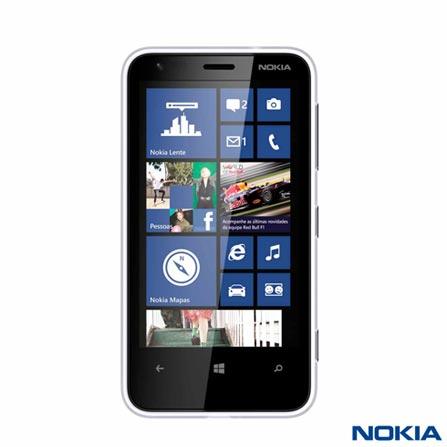 Smartphone Nokia Lumia 520 Preto com 4