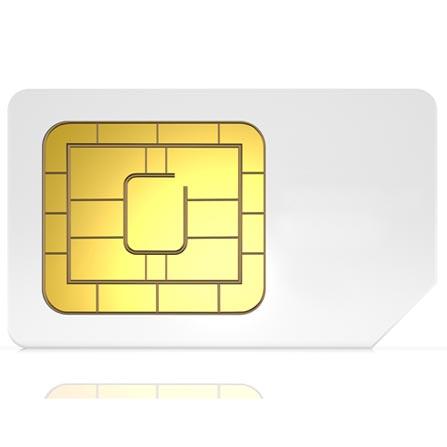 Chip Mini 3G - Nextel, Não se aplica, I, Mini Chip