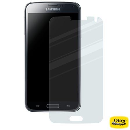 Película Vibrant para Samsung Galaxy S5 Transparente - Otterbox - 7740383, Não se aplica, Películas, Policarbonato e TPU, 03 meses